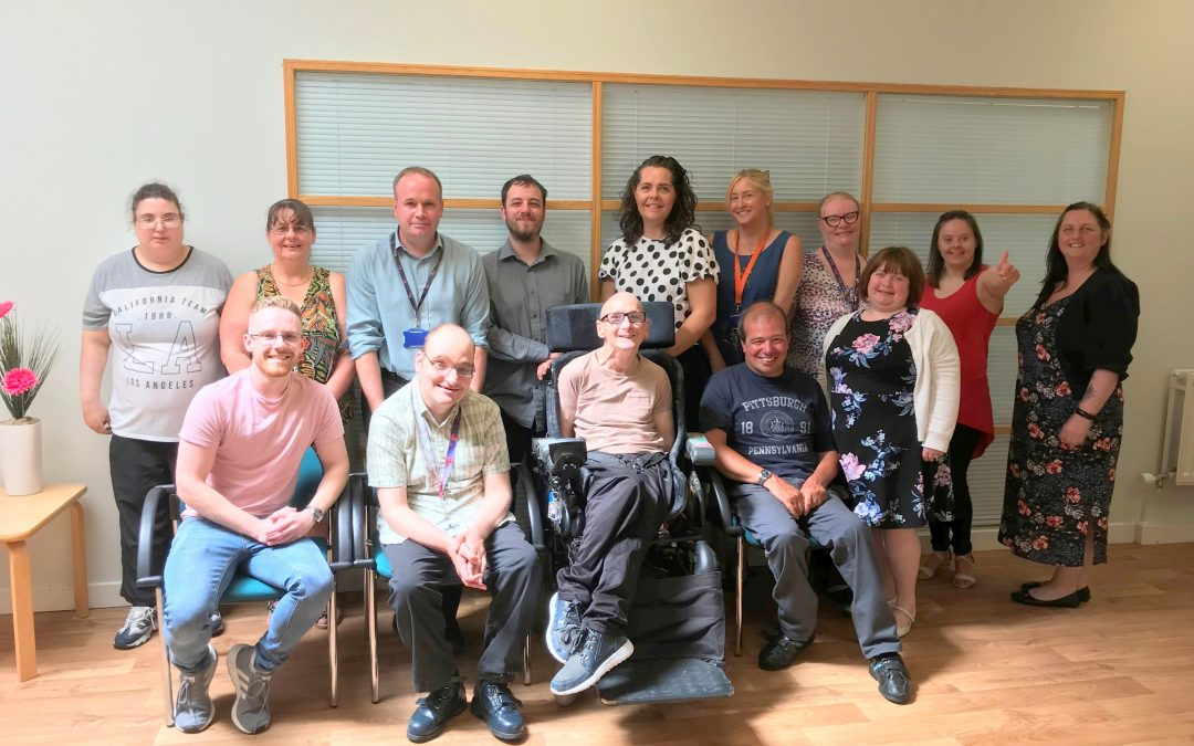 Event to help disabled residents stay well